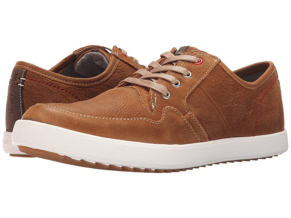Hush Puppies Hanston Roadside (Tan Leather) Men