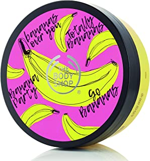The Body Shop Banana Body Butter, 6.7 Oz (Vegan)