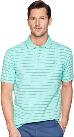 Solid Signature Polo