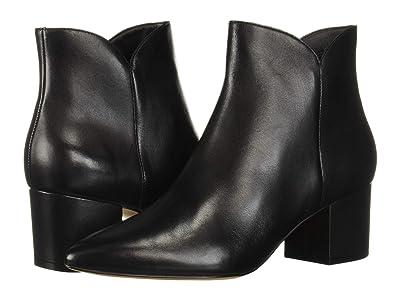 Cole Haan Elyse Bootie 60 mm (Black Leather) Women