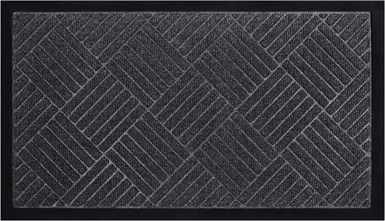 Al sold out. Indoor Outdoor Doormat with Latex Wel Coindivi Now on sale Backing Entryway