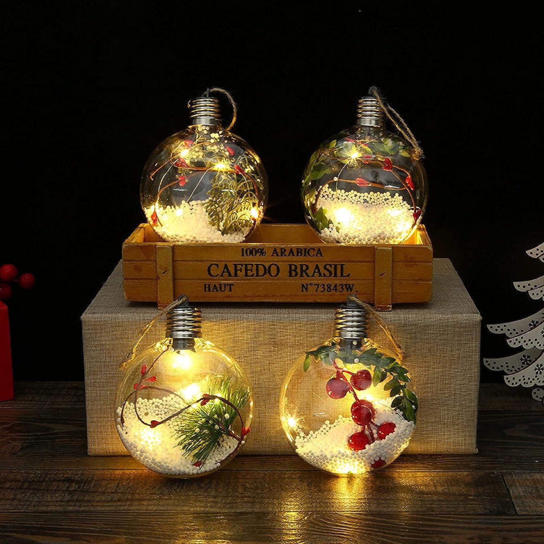 Many popular brands Christmas Balls Ornament - 10-Pack Mixed Oval Led Lights Over item handling ☆ De Xmas