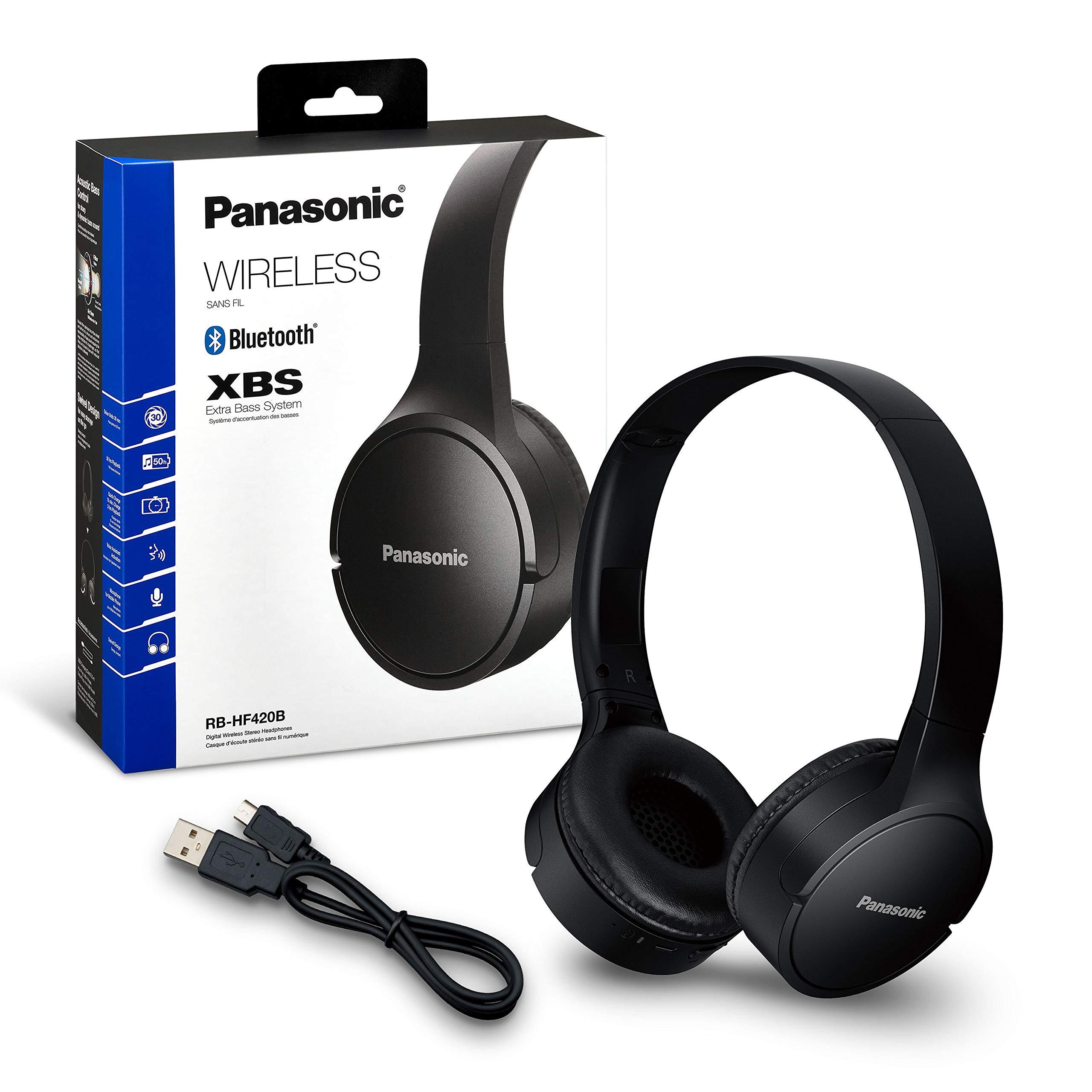 Panasonic Bluetooth Over Ear