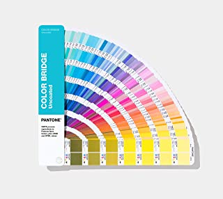 Pantone Color Bridge Guide Uncoated - 2020 Edition