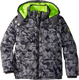 Tommy Hilfiger Kids - Alexander Puffer Jacket (Big Kids)