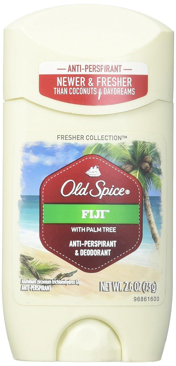 送る母性成熟したOld Spice Anti-Perspirant 2.6oz Fiji Solid by Old Spice