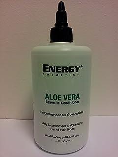 Energy Energy Leave In Conditioner Aloevera 300Ml-1114904