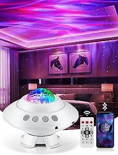 Galaxy Projector, Star Projector Galaxy Light for Bedroom Galaxy Lamp Star Light Projector Lamp, Star Galaxy Aurora Night ...