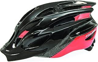 RALEIGH Mission Evo Helmet - Black/Red - Large (58-62cm)