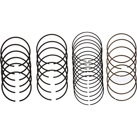 Hastings 4938 6-Cylinder Piston Ring Set