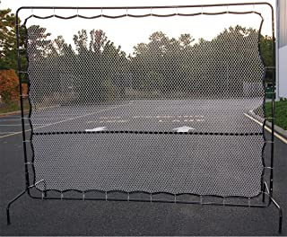 Courtmaster Deluxe Tennis Rebound Net and Frame, 9'W x 7'H