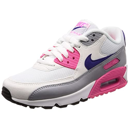 on sale 76565 cd49a NIKE Women s WMNS Air Max 90 Fitness Shoes