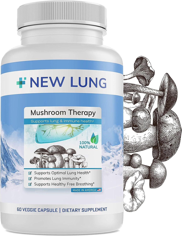 🚀=⚡New Launch Deal⚡=- Mushroom Lung Heal online shop Immune discount