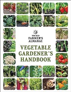 کتاب راهنمای باغبان سبزیجات الماناخ (Old Farmer's Almanac (جلد شومیز))
