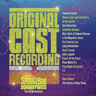 SpongeBob SquarePants, The New Musical Original Cast Recording