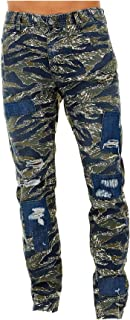 Men's Camo Field Pants EPK Mix Territory Green