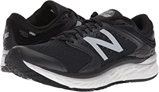 (ニューバランス) New Balance メンズランニングシューズ?スニーカー?靴 Fresh Foam 1080v8 Black/White 8.5 (26.5cm) 4E - Extra Wide