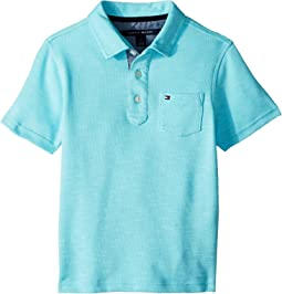 Tommy Hilfiger Kids Seed Polo (Toddler/Little Kids)