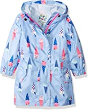 Joules Girls' Little Golightly Packaway Parka