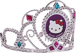 Amscan Hello Kitty Rainbow Electroplated Tiara Plastic