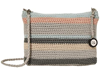 The Sak Casual Classics 3-in-1 Demi (Coastal Stripe) Handbags