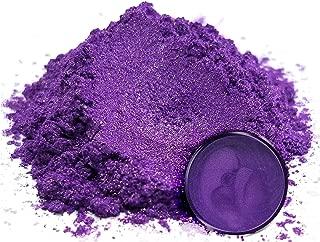 "Eye Candy Mica Powder Pigment ""Kawachi Fuji Purple"" (50g) Multipurpose DIY Arts and Crafts Additive | Woodworking, Epoxy, Resin, Natural Bath Bombs, Paint, Soap, Nail Polish, Lip Balm"