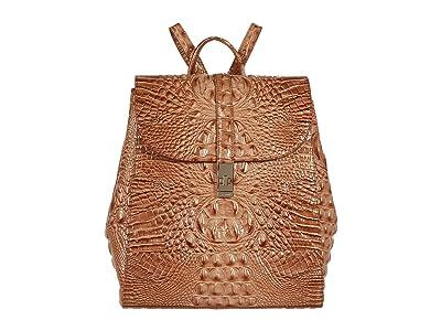 Brahmin Melbourne Sadie Backpack (Terracotta) Backpack Bags