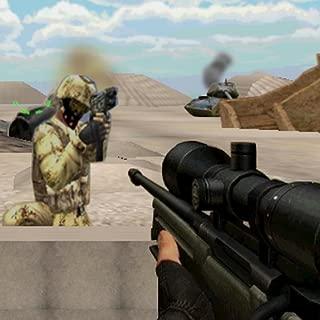Counter Desert Strike