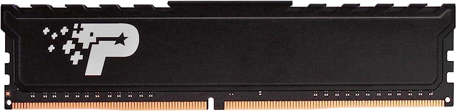 Patriot Signature Premium DDR4 8GB (1x8GB) 2400MHz (PC4-19200) UDIMM with Heatshield PSP48G240081H1