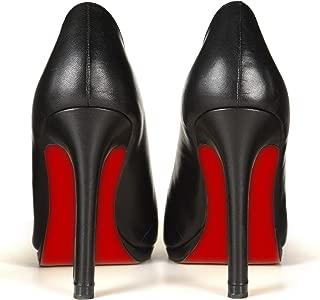 Sole-Glo Women's DIY High Heel Red Color Bottom Enhancer Kit