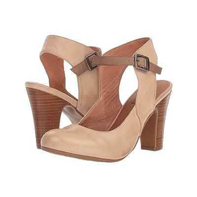 Miz Mooz Janna (Cream) High Heels
