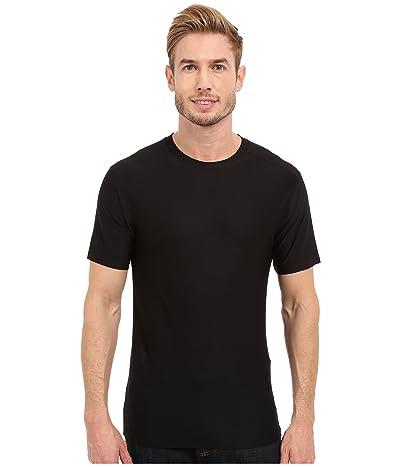 ExOfficio Give-N-Go(r) Tee (Black) Men