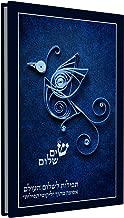 Sim Shalom: Prayers for World Peace from the Words of Rabbi Nachman of Bratslav (Hebrew Edition)