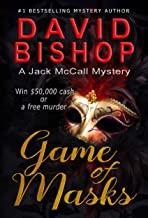 Game Of Masks: A Free Murder (Jack McCall Mystery Book Book 3)