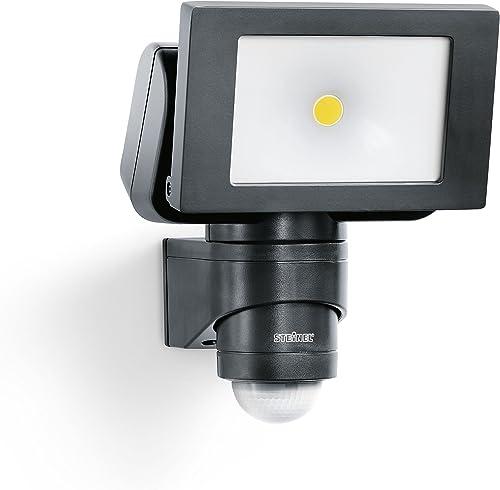 Steinel Projecteur LED extérieur LS 150 avec détecteur de mouvement 12 m - Spot mural extérieur avec capteur de prése...