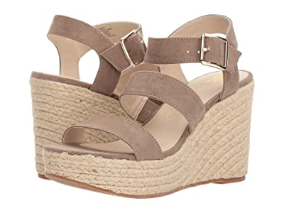 Seychelles BC Footwear by Seychelles Snack Bar (Taupe Suede) Women