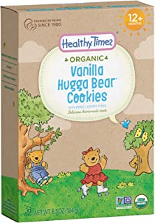 organic cookies for toddlers