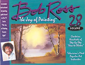 Bob Ross The Joy of Painting Book 28