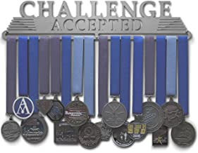 challenge accepted medal