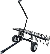 Best lawn mower landscape rake Reviews