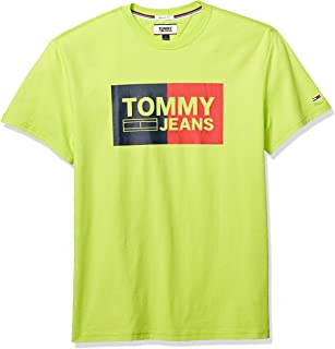 Tommy Hilfiger Men's T-Shirt Short Sleeve Graphic Logo Tee