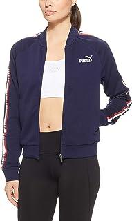 PUMA Women's Tape Fz Jacket Tr
