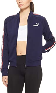 PUMA Women's Tape Fz Jacket Tr