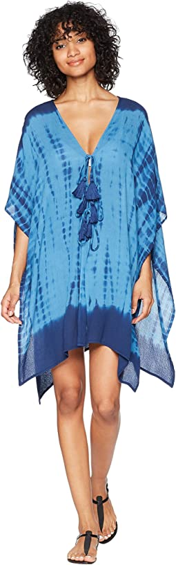 High Tide Gauze Lauren Kaftan