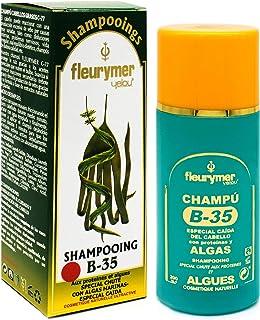 Fleurymer Champú Anticaída B-35 200 ml   Alopecia   Tratamiento Para La Caída Del Cabello   Fortalece Cuero Cabelludo   Es...