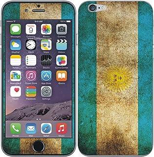 d42e7b60f28 Pegatina adesivo vinile Sticker Skin autocollant adesive iPhone 6/6s, Bandera  Argentina