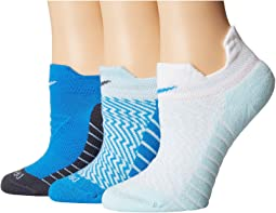 Nike - Dry Cushion Low Training 3-Pair Socks