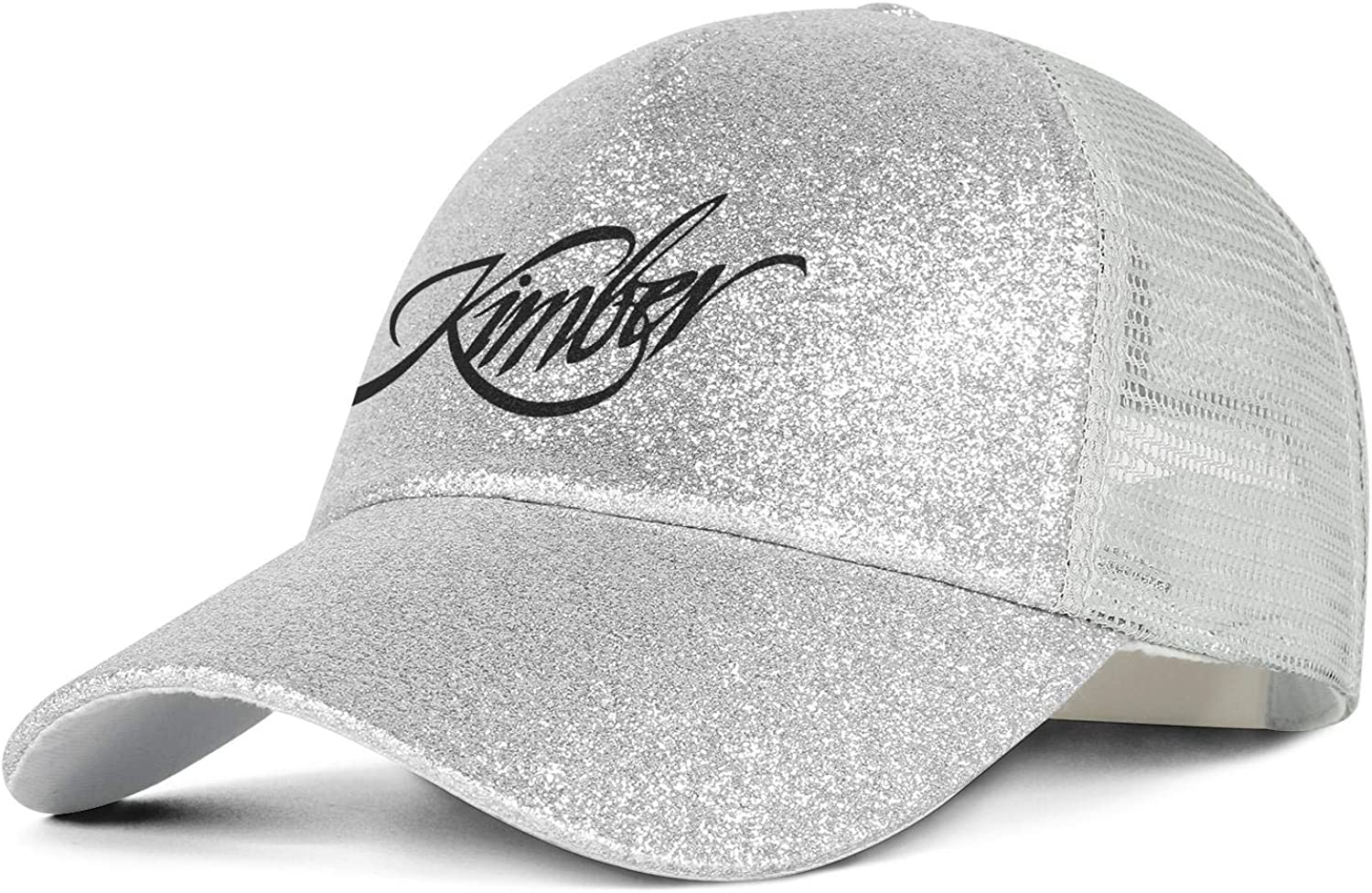 Kimber Firearms Ammo Mens Womens Cowboy Hat Nostalgic Fashion Sun Jeans Hat Funky Wide-Brimmed Hat Fishing Cap