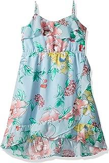 Big Girls' Printed Maxi Dress