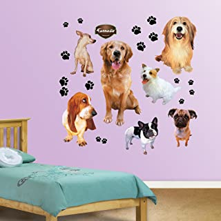 FATHEAD Dogs Graphic Wall Décor